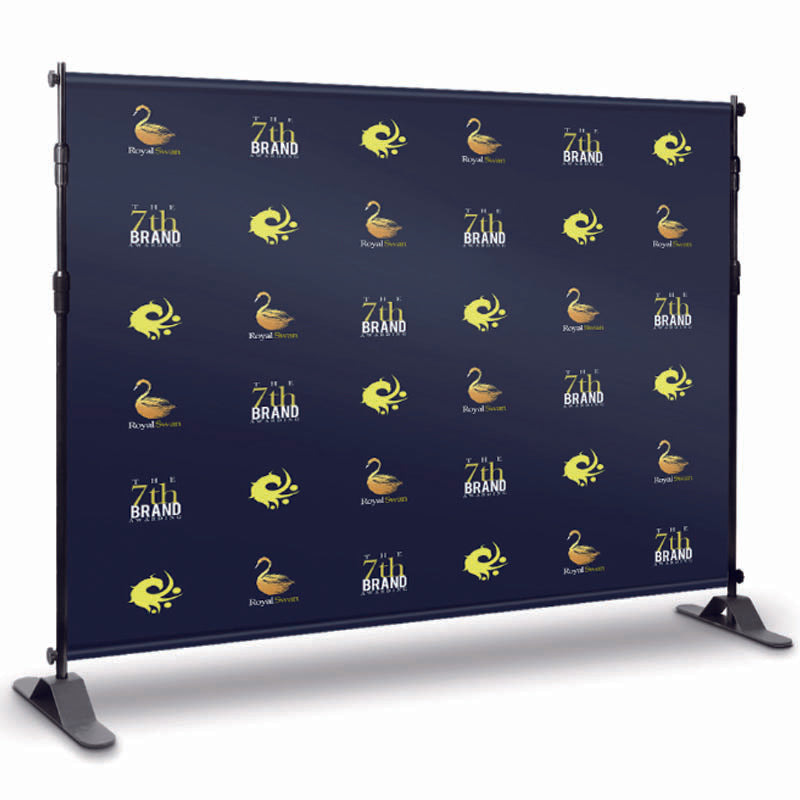 Custom Printed Step And Repeat Banners - 314display