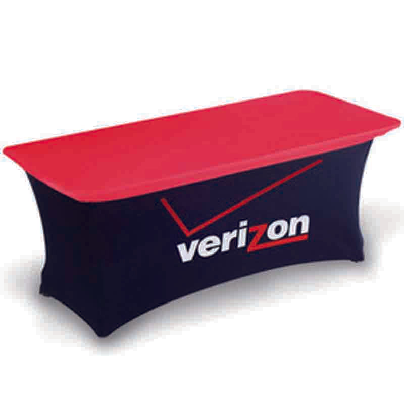 Custom Printed Tablecloths-Stretched - 314display