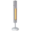 Electric Patio Heater Indoor/Outdoor Standing Heater 800W