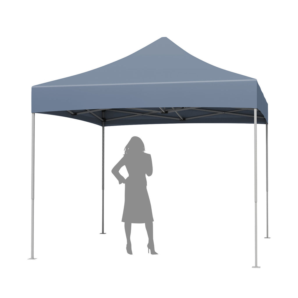 10X10ft Custom Printed Aluminum Canopy Tent - 314display