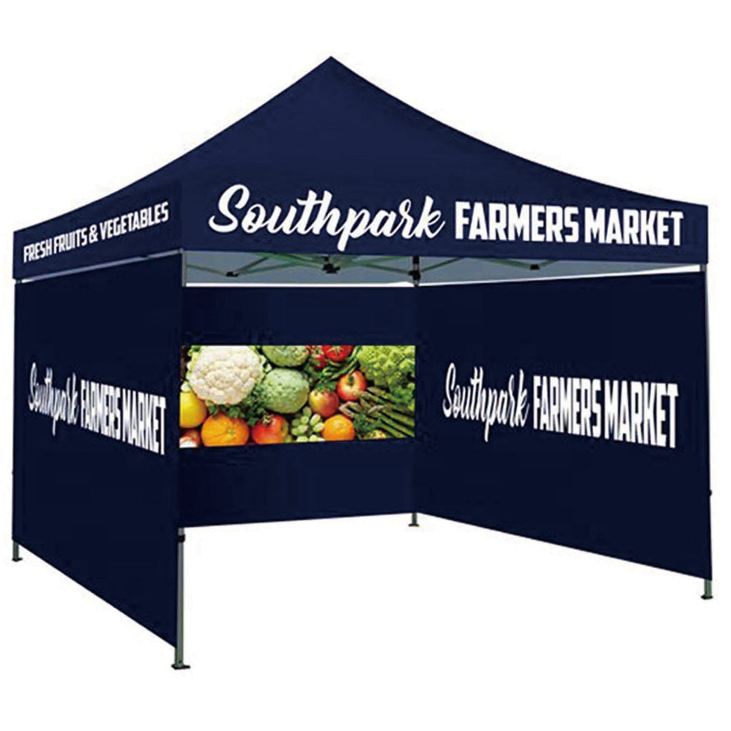 6X6ft Custom Printed Aluminum Canopy Tent - 314display