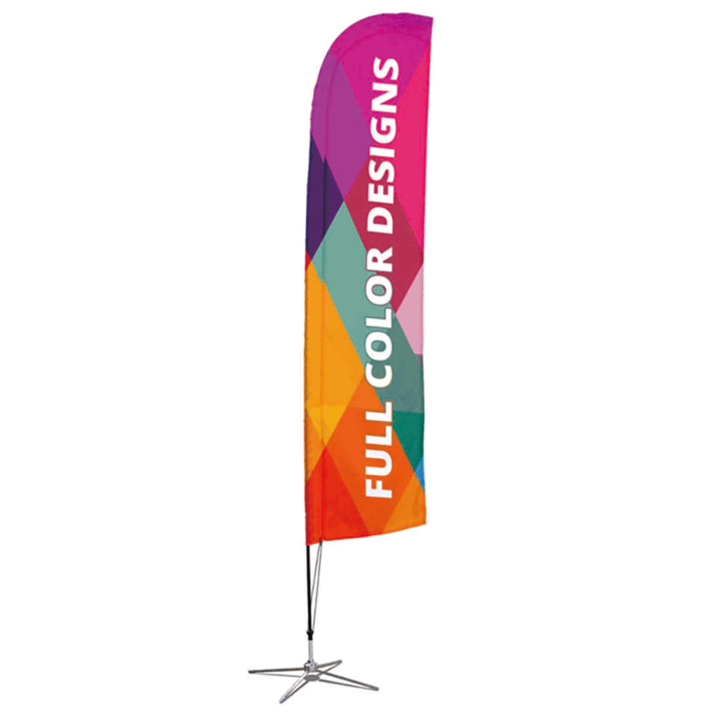 Custom Printed Outdoor Feather Flags - 314display