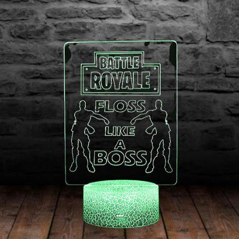 Lampe 3D Fortnite Floss