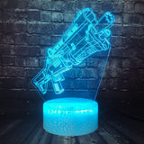 Lampe 3D Fortnite Pompe Tactique