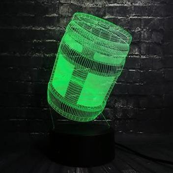 Lampe 3D Fortnite Slurp