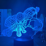 Lampe 3D Super Spider Man | Univers Lampe
