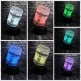Lampe LED 3D Fortnite Slurp Potion