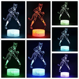 Lampe 3D LED Fortnite Lynx