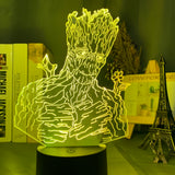 Lampe Illusion 3D Vieux Groot
