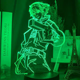 Lampe hologramme 3D ezreal