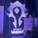 Lampe illusion 3D World of Warcraft