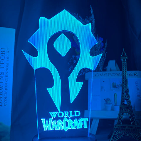 Lampe 3D World of Warcraft