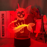 Lampe Pokemon 3D Aquali