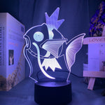 Lampe 3D Pokemon Magicarpe