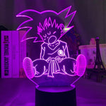 Lampe 3D led Dragon Ball Goku Enfant
