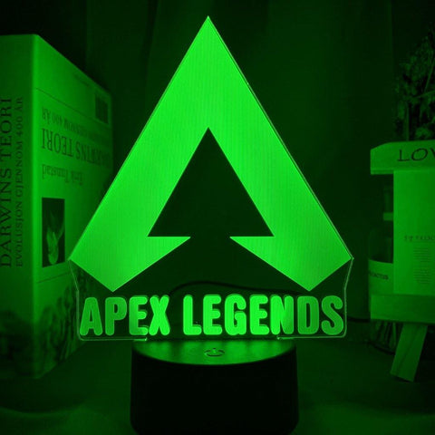Lampe 3D Apex Legends