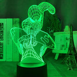 Lampe 3D hologramme Spiderman