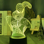 Lampe 3D Marvel Spider man