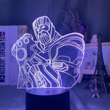 Lampe 3D Thanos Marvel