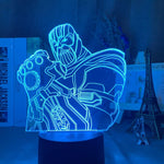 Lampe 3D marvel Thanos