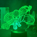 Lampe 3D Led Super Spider Man