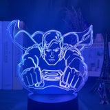 Lampe hologramme Superman Volant