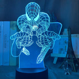 Lampe 3D Marvel Spider-Man