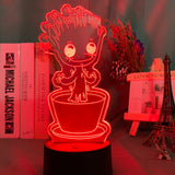 Lampe Hologramme Jeune Groot