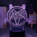Lampe 3D Slayer metal