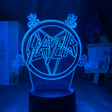 Lampe 3D groupe Slayer