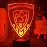 Lampe 3D led ASM Clermont Auvergne