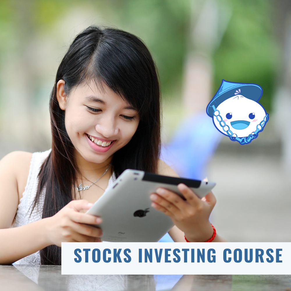 Kasiopao Stocks Investing Course