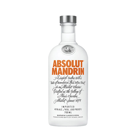ABSOLUT VODKA MANDRIN