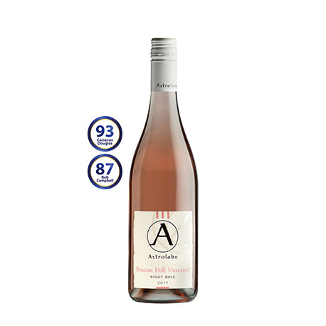 ASTROLABE BEACON HILL VINEYARD PINOT NOIR ROSÉ