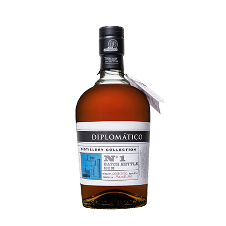 DIPLOMÁTICO DISTILLERY COLLECTION NO. 1