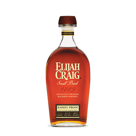 ELIJAH CRAIG BARREL PROOF 12 YEARS OLD