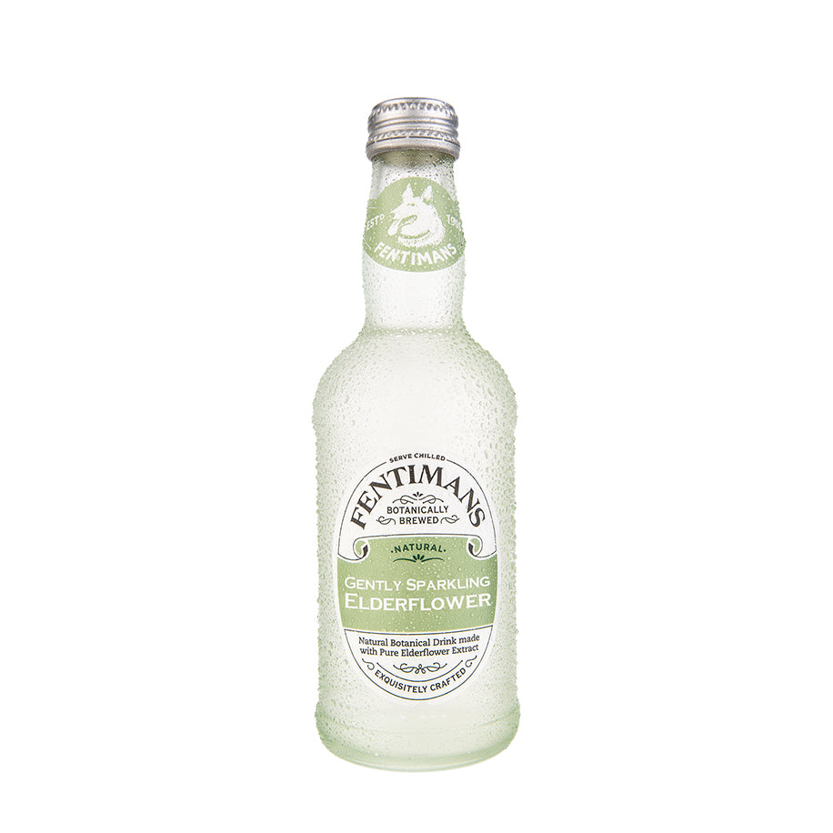 FENTIMANS GENTY SPARKLING ELDERFLOWER