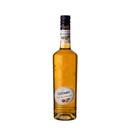GIFFARD CRÈME DE FRUITS DE LA PASSION (PASSION FRUITS) LIQUEUR