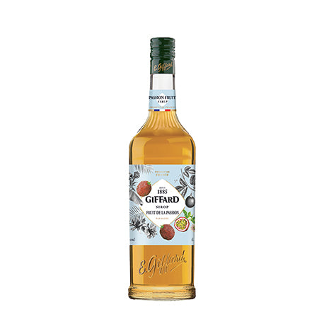 GIFFARD PASSION FRUIT SYRUP