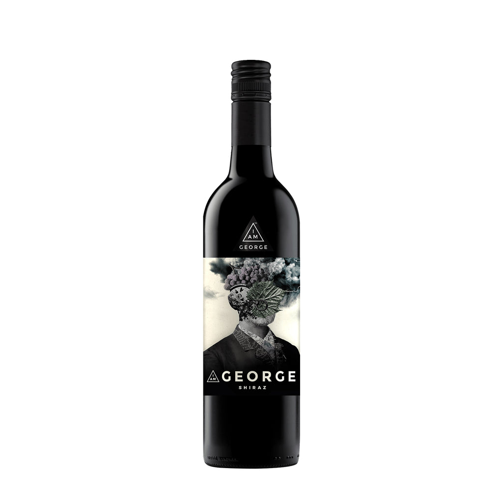 I AM GEORGE SHIRAZ