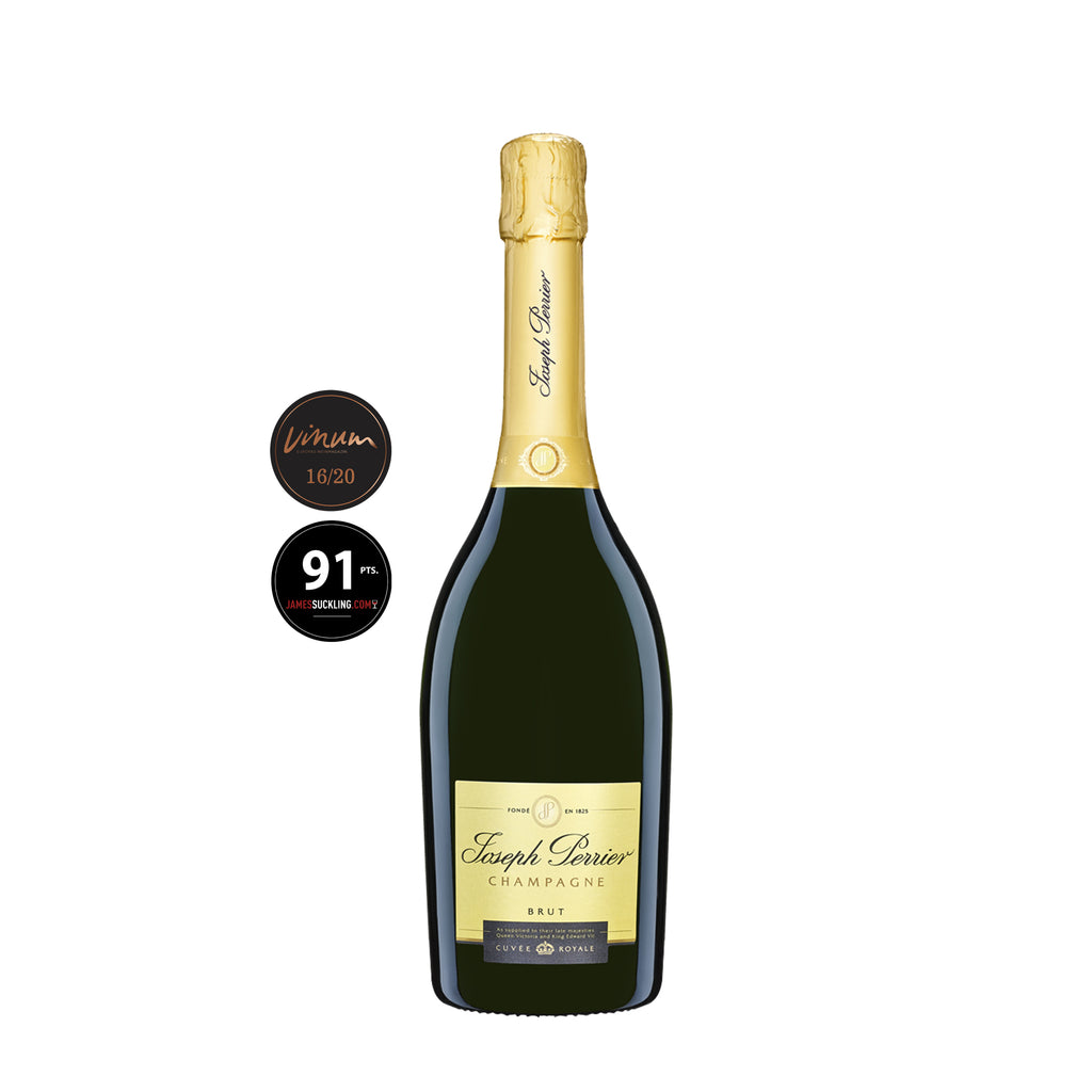 JOSEPH PERRIER CHAMPAGNE ROYALE CUVEE BRUT