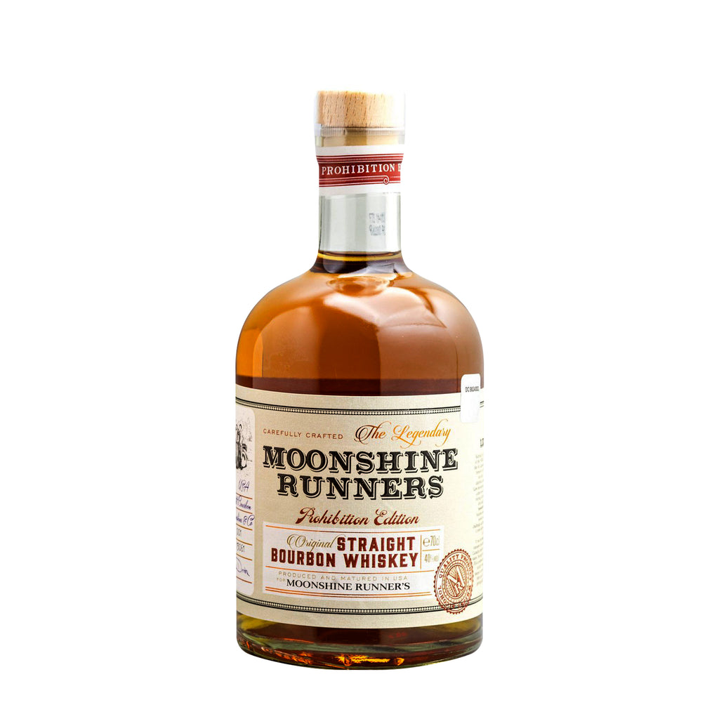 MOONSHINE RUNNERS WHISKY