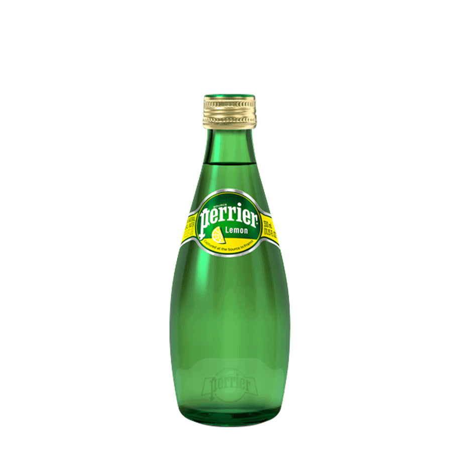 PERRIER LEMON (24x330 ML.)