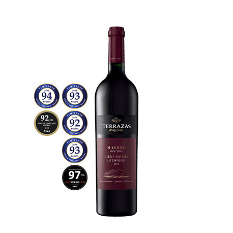 TERRAZAS SINGLE VINEYARD MALBEC