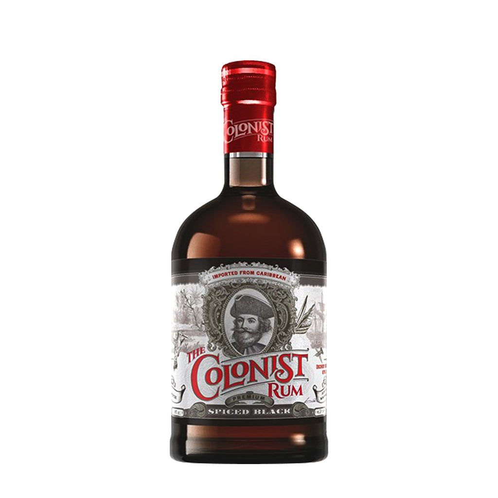 THE COLONIST SPICED BLACK RUM