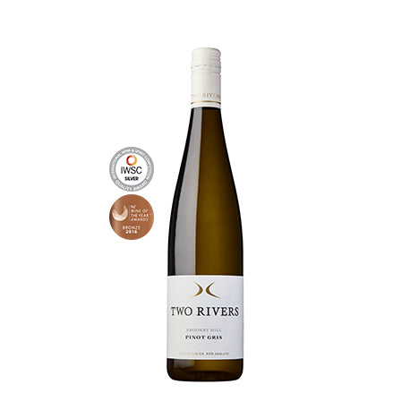 TWO RIVERS 'BROOKBY HILL' PINOT GRIS