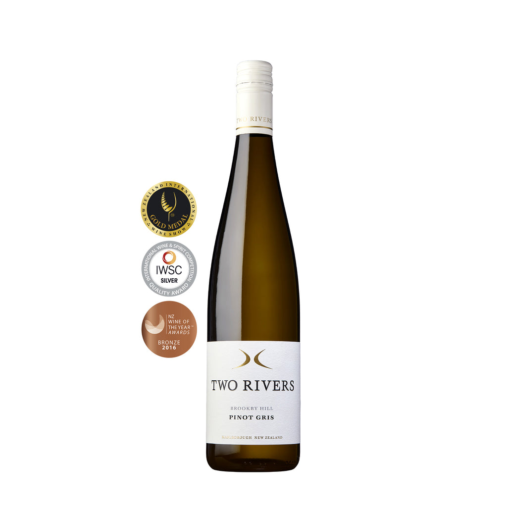TWO RIVERS Pinot Gris Brookby Hill