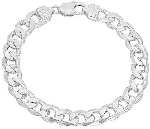 Monica 92.5 Silver Bracelet For Men's