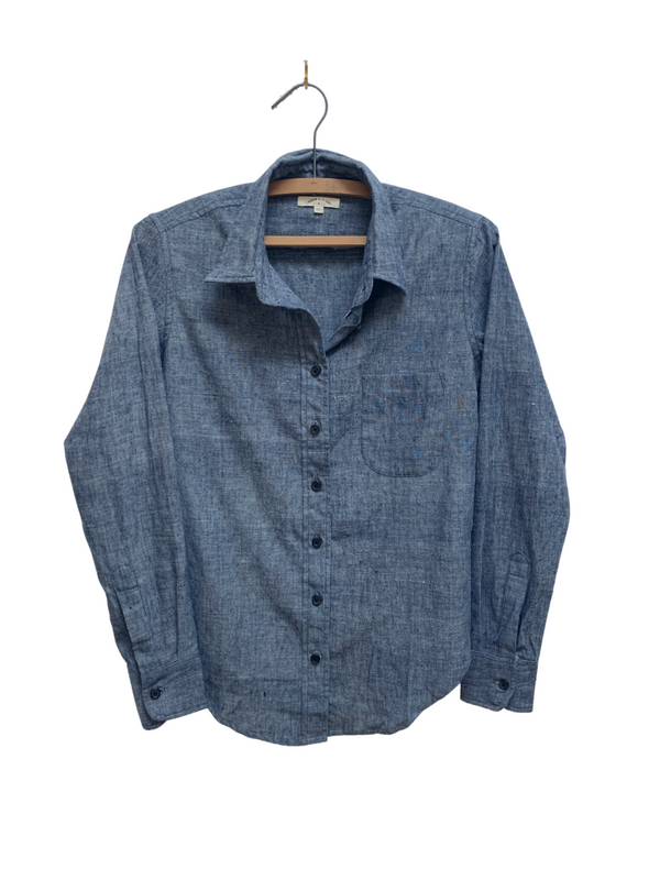 Rosalyn Shirt in Chambray