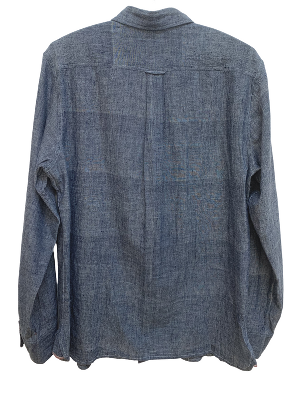 Kabir Shirt in Chambray